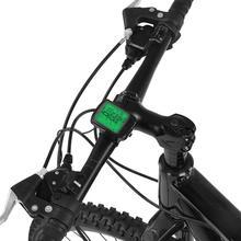 DOACT проводной велосипед компьютер водостойкий одометр Многофункциональный Велосипедный компьютер Спидометр горный секундомер для велосипеда