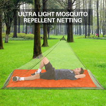 Lixada High quality Ultralight Mosquito Net Bugs Bee Repellent Mesh Outdoor Insect Guard Tent Camping Beach