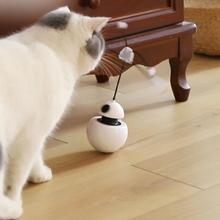 Cat Tumbler Spinning Toy Funny Cat Robot Model Toy Cat Interactive Ball Toy Environmentally Friendly Electric Supplies on Aliexpress.com | Alibaba Group