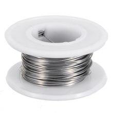 10 м 05 мм электрического проволоки нихром Обёрточная бумага
