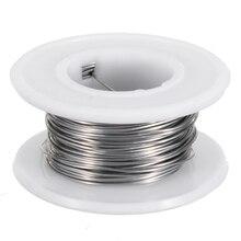 10M 0.5mm fil électrique Nichrome Wrap fil chauffant mousse Cutter chauffage découpeuse Cr20Ni80 chauffage résistance fils