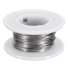 10m 0.5mm fio elétrico nichrome wrap aquecimento fio espuma cortador aquecimento máquina de corte cr20ni80 fios de resistência de aquecimento