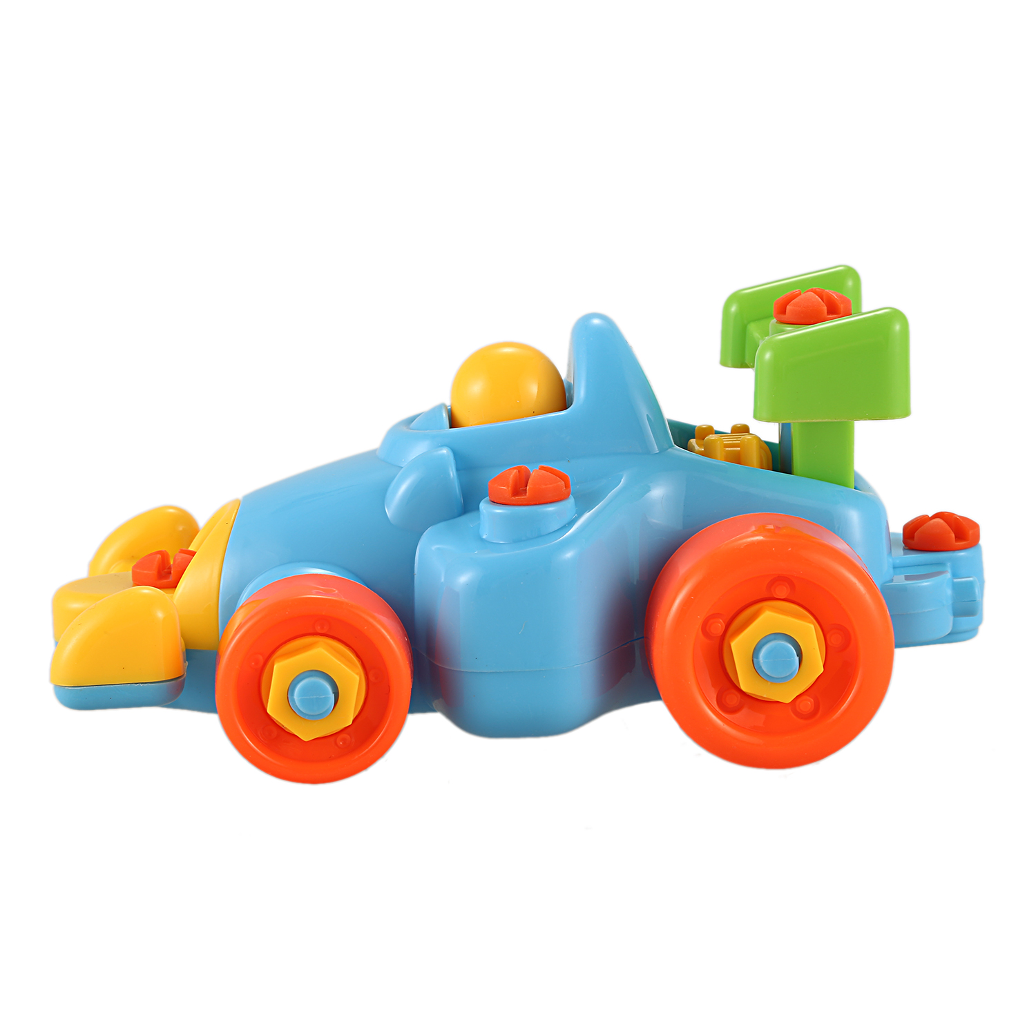 Construction Toys Take Apart Toys Assembly Car Take-apart Puzzle Toys for Children 3 Year Old Boys (Car)