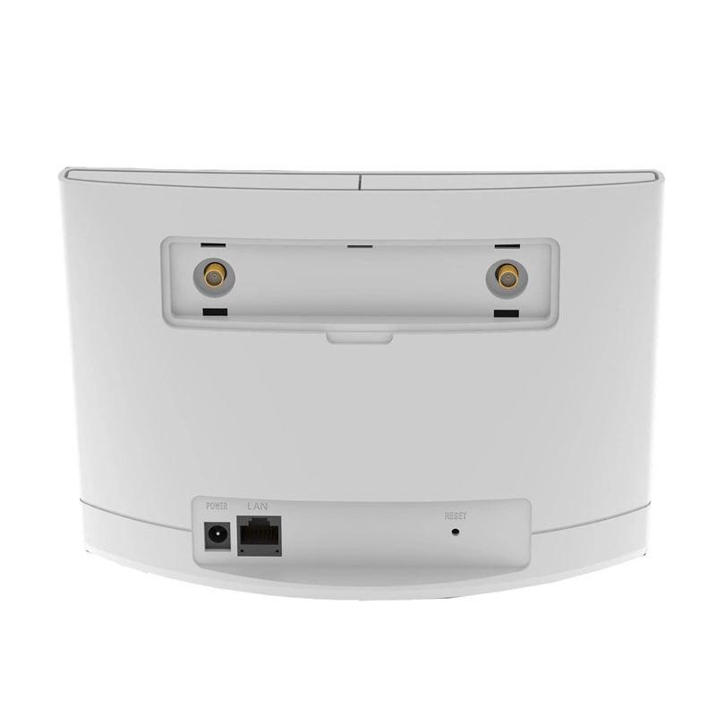 Routeur Cp100 3G 4G/répéteur Wifi Cpe/Modem routeur sans fil haut débit antenne externe haut Gain routeur de bureau à domicile avec Sim So - 2