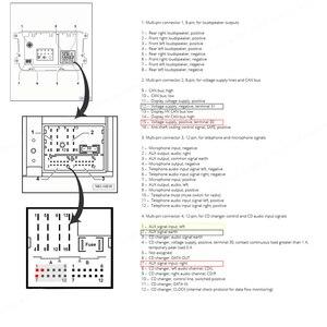 Image 3 - Adaptateur Bluetooth 4.0 câble Aux pour VW MCD RNS 510 RCD 200 210 310 500 510