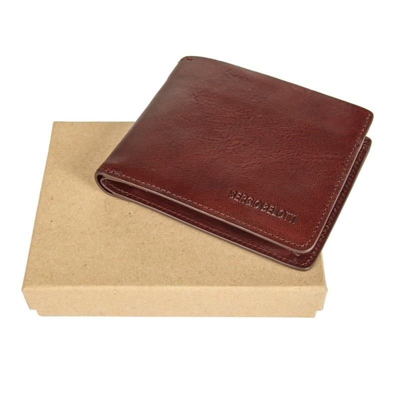 Wallets SergioBelotti 3540 IRIDO brown wallets sergiobelotti 3540 irido black