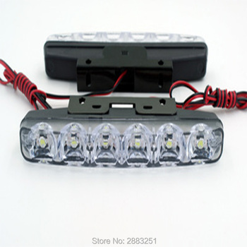 DC12v wodoodporny samochód lampy dzienne led lampa do jazdy dla Honda Civic Fit Jazz Accord 7 8 Crv cr v city hrv odyssey hr v akcesoria