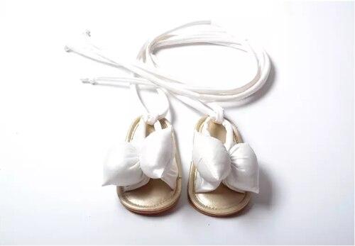 2019 Gloednieuwe Pasgeboren Peuter Infant Zomer Baby Meisjes Sandalen Kids Meisje Romeinse Schoenen Grote Vlinder Strand Schoenen