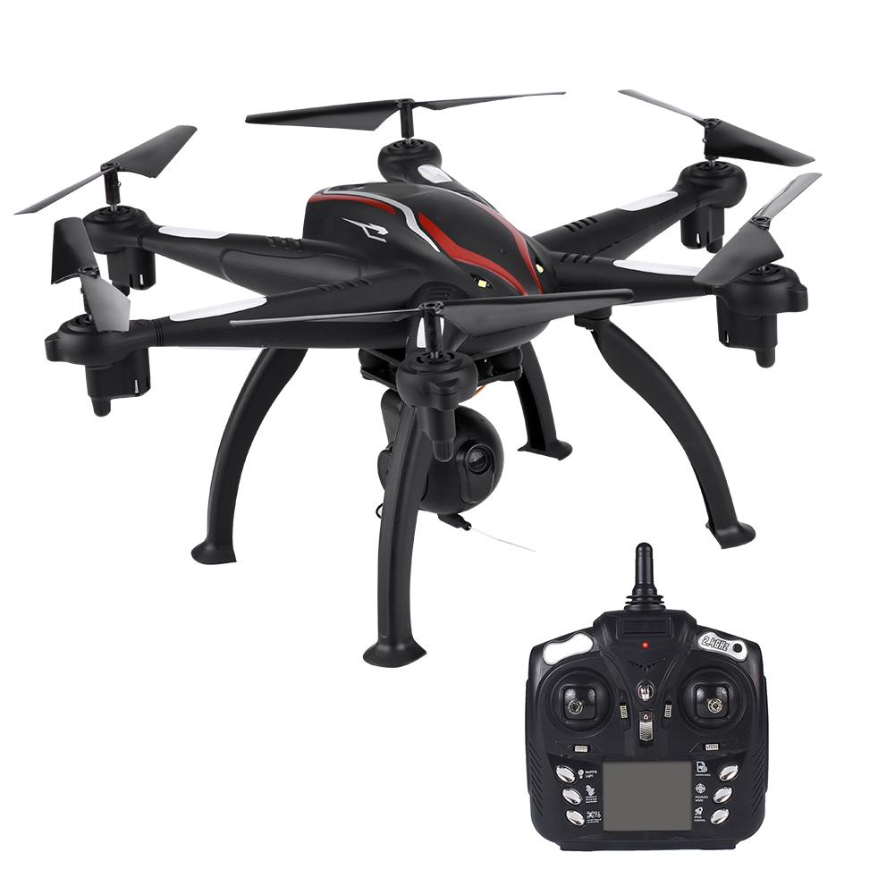 L100 GPS Drone With 5G Wifi HD 780P/1080P Camera Follow Me 6-axle Remote Control Helicopter Drone Long Time Fly Quadrocopt(China)