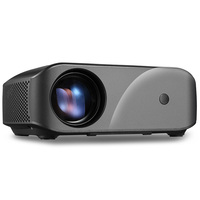 VIVIBRIGHT F10 LCD Projector Home Entertainment Video Projector 280 x 720P 2800 lumens HDMI / USB 3D HD Video Projector