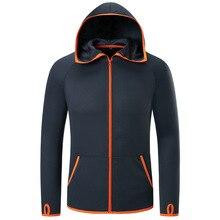 Waterproof Hooded Jacket for Men