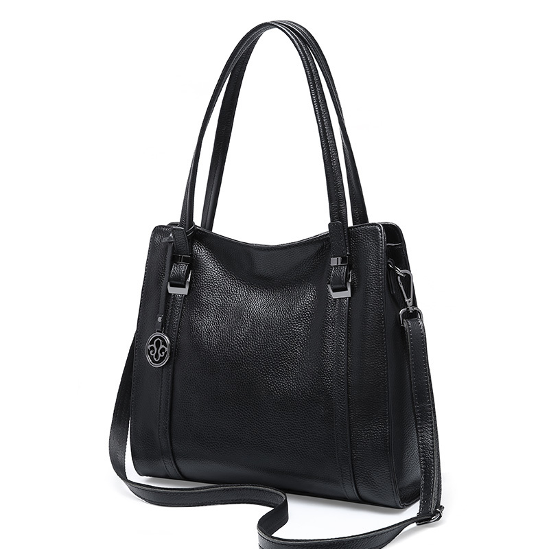 New Designer Luxury Handbags Women Tote Handbag Soft Genuine Leather Shoulder Bag Woman Cowhide Crossbody Bags Bolsos Mujer 2019