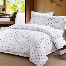 Pure room comforter bedding sets wholesale three/four of printing suites