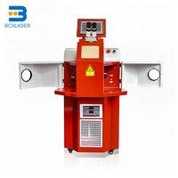vertical design laser welding machine 200w for mental welding/repairing