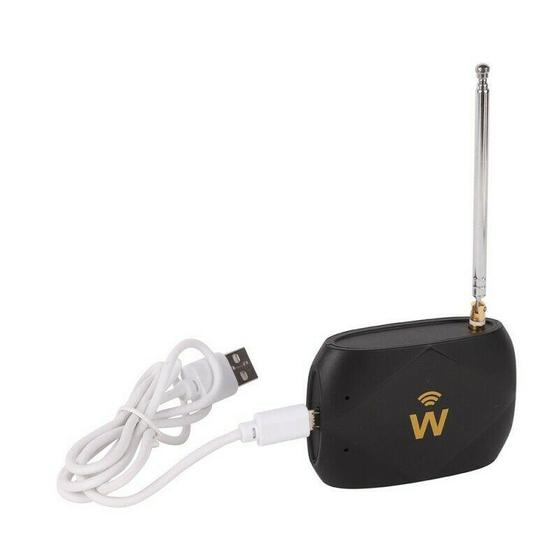 Sat Finder Boîte Télévision Freesat Satellite DVB-T/ISDB-T Connecteur Wifi Tv Récepteur de TÉLÉVISION Numérique Pour Android IOS Téléphone Tablette