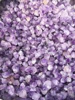 5kg Amethyst geode amethyst block Crystal tumble raw crystal points for gifts