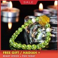 Elite Orgonite Chamilia Bracelet Natural Crystal Energy Metal Charm Bracelet Reiki Crystal Charm Beads Bracelets For Women
