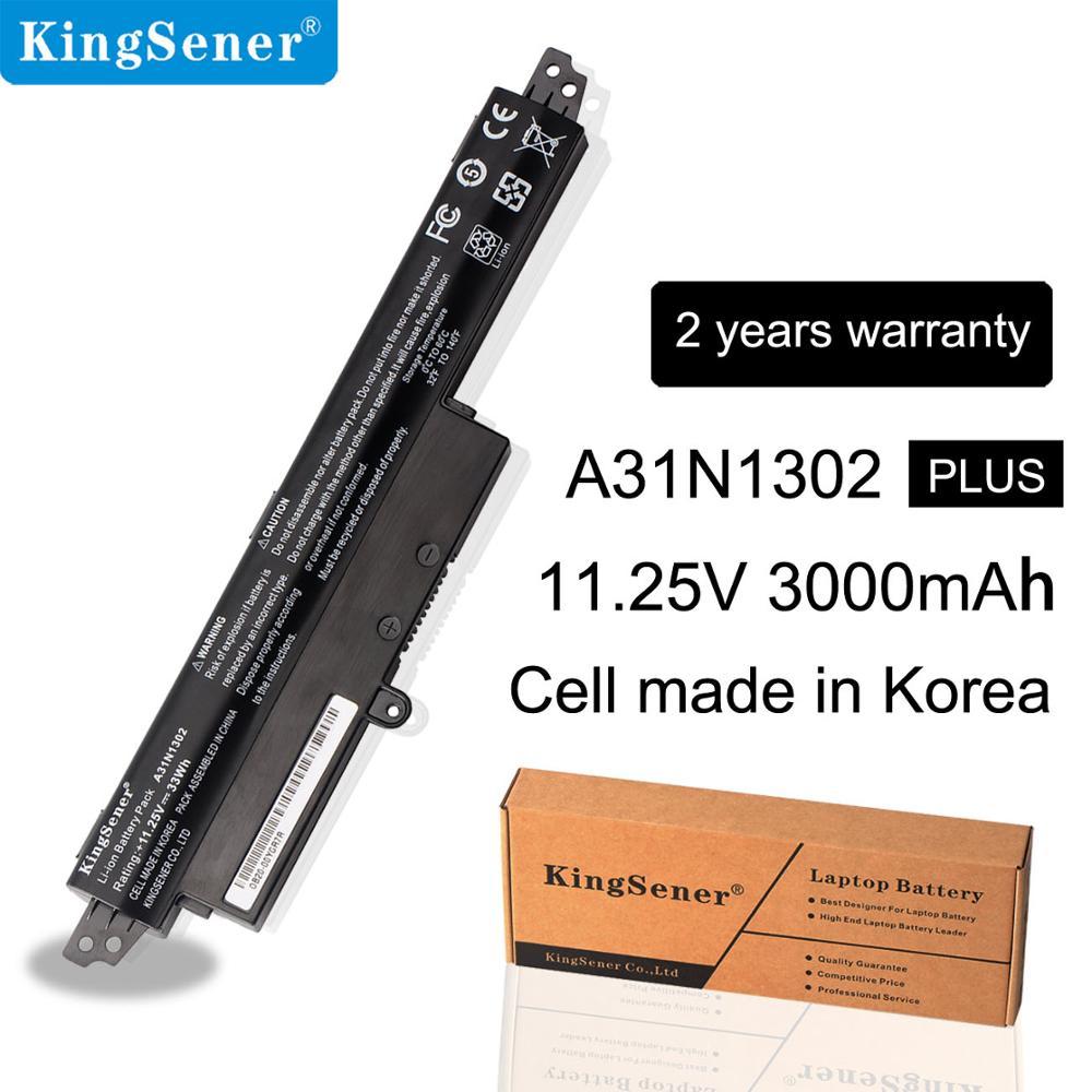 KingSener Korea cell A31N1302 Battery For ASUS VivoBook X200CA X200MA X200M X200LA F200CA X200CA R200CA 11.6 A31LMH2 A31LM9HKingSener Korea cell A31N1302 Battery For ASUS VivoBook X200CA X200MA X200M X200LA F200CA X200CA R200CA 11.6 A31LMH2 A31LM9H