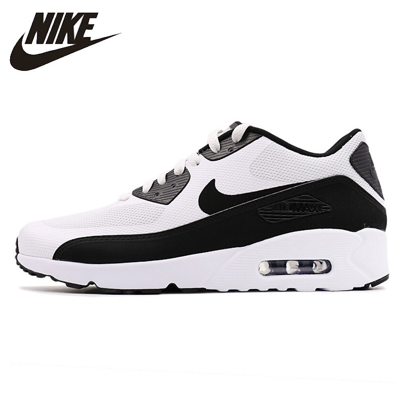 Nike AIR MAX 90 D'origine Hommes Chaussures de Course de Sport Durables Chaussures Respirant Sneakers #875695-100