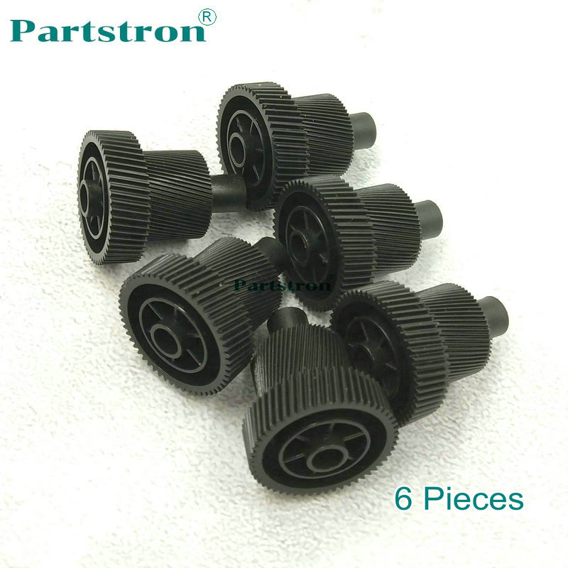 Parstron 6Pieces Main Motor Gear For Use In Ricoh MP 2352 2353 2852 2853 3352 3353 Main Drive Gear Copier Parts Wholesale