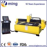 Iron/ Stainless Steel/ aluminum/ copper CNC Cutting Machine Metal Pipe Plasma Cutter