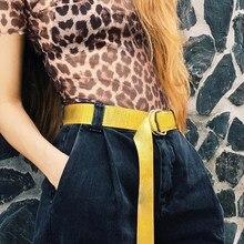 2019 Spring New Women High Neck Cheetah Print Mesh T-Shirt Turtleneck Sexy Elegant Short Sleeve Waist Crop Tops