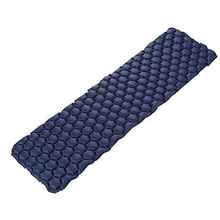 Ultralight Air Sleeping Pad - Inflatable Camping Mat Backpacking, Hiking Traveling - Air Cell Design Better Stability & Suppor