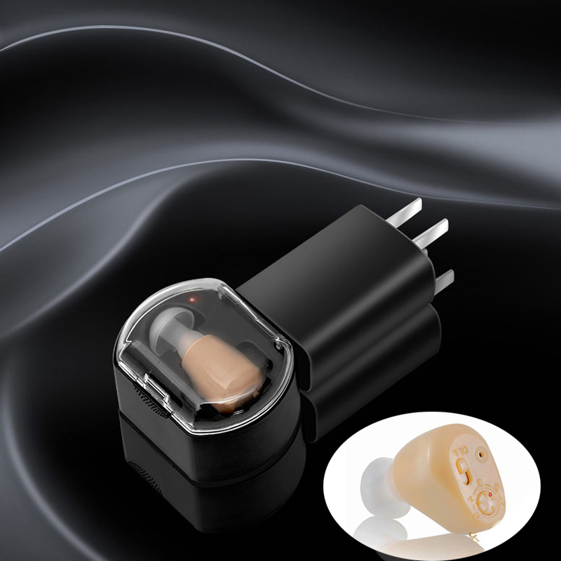 Image 3 - Hot best Rechargeable mini hearing aid ear sound amplifier hearing aids free shipping Tiny voice aid rechargeable hearing aid-in Ear Care from Beauty & Health