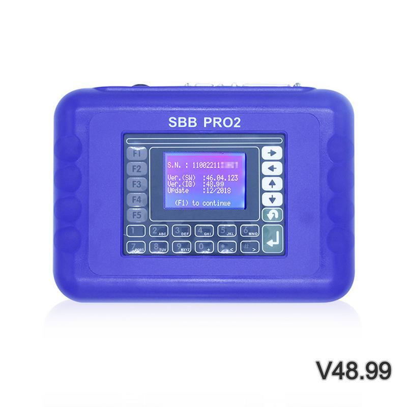 VSTM nouveau arrivé SBB V48.99 V48.88 SBB Pro2 programmeur clé Support voitures à 2019 remplacer SBB V46.02 V33.02 SBB programmeur clé