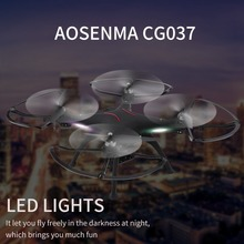 New AOSENMA CG037 Cycone Brushless Double GPS WIFI FPV With 1080P HD Camera RC Drone Quadcopter VS CG035 High Quality Toys