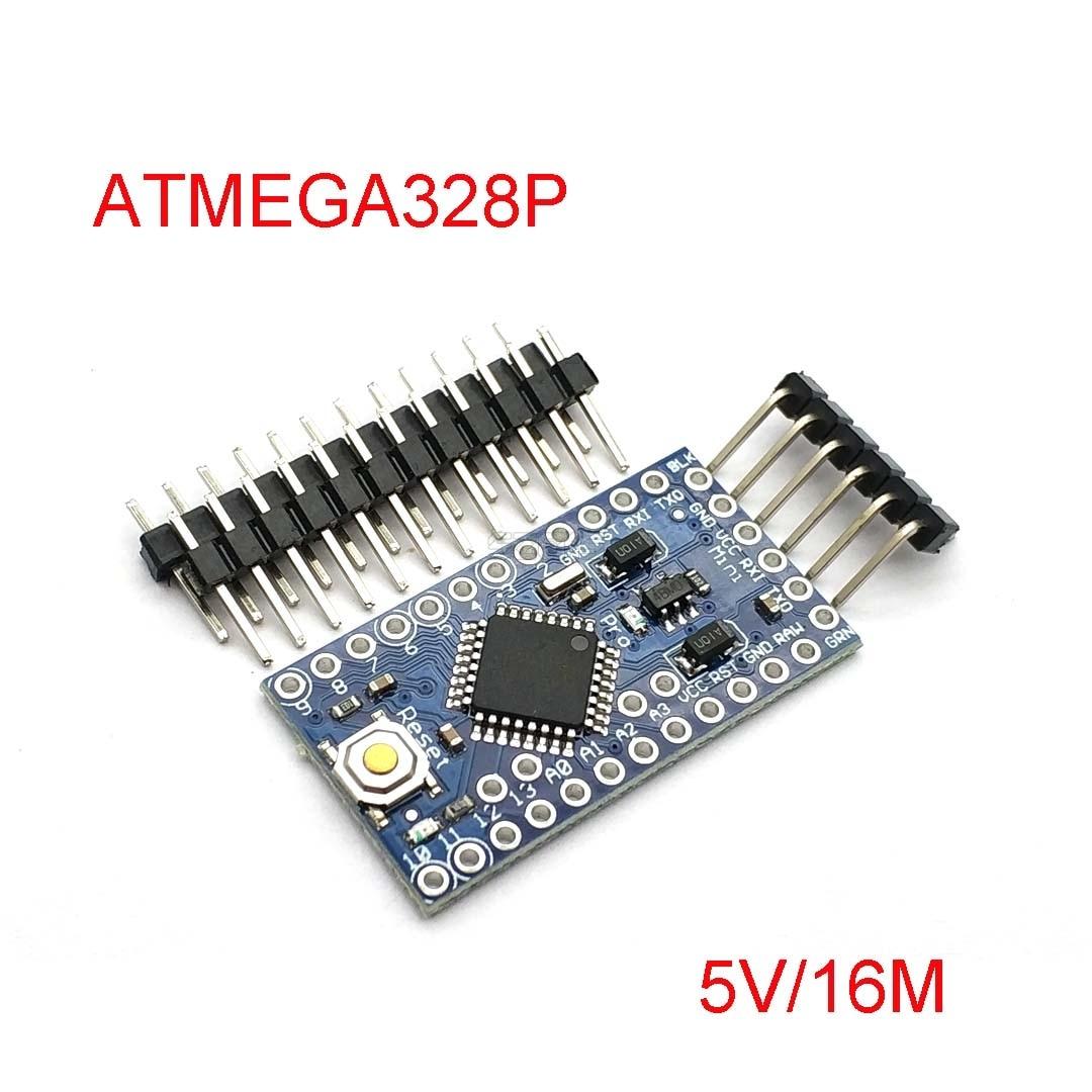 With The Bootloader Pro Mini ATMEGA328P 328 Mini ATMEGA328 5V/16MHz For Arduino ATMEGA328P Module