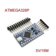 Z bootloaderem Pro Mini ATMEGA328P 328 Mini ATMEGA328 5V/16MHz dla modułu Arduino ATMEGA328P