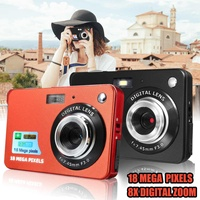 2.7 Inch TFT Lcd Display 18MP 8x Zoom Hd Digital Anti Shake Camera Camcorder Video Camera HD Digital Photo Camera