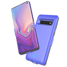 5500mAh Battery Charger Case For Samsung Galaxy S10 Case External Backup Power Bank Charger Cover For Samsung S10 Battery Case