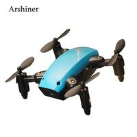 Folding Four axis Drone Aerial Photography Remote Control Aircraft Toy