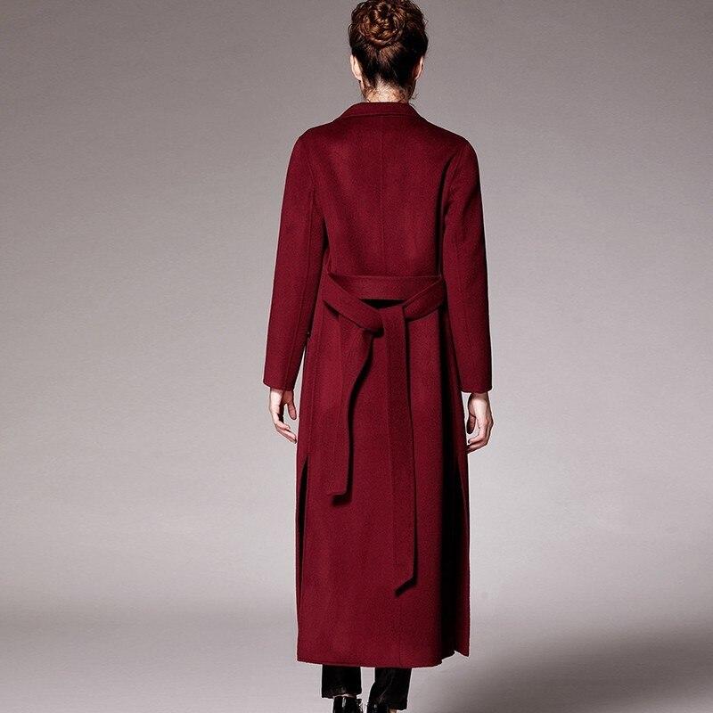 manteau Parka femme longue