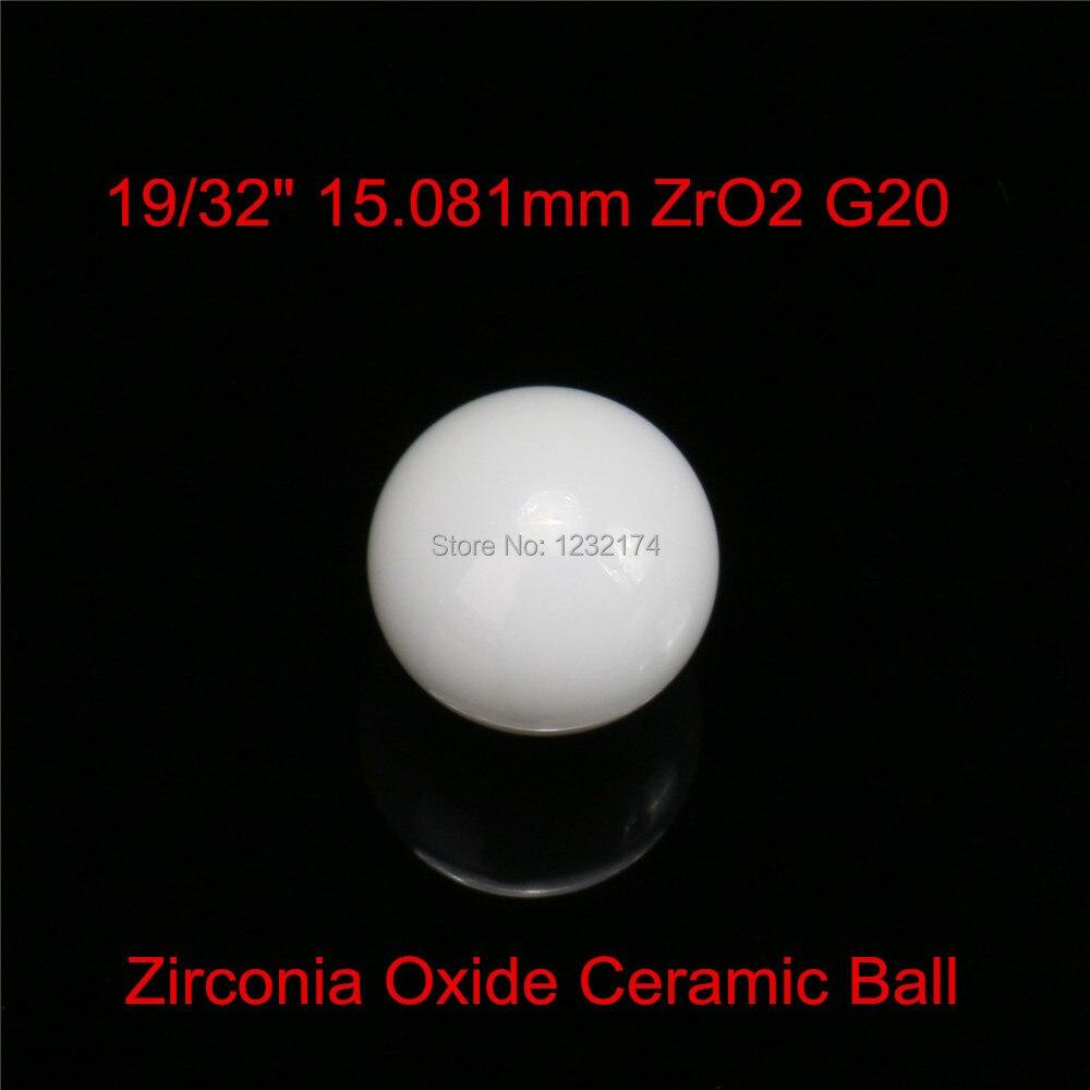 ZrO2-zircone Oxyde de zirconium boules taille:3 mm grade 25-NEUF