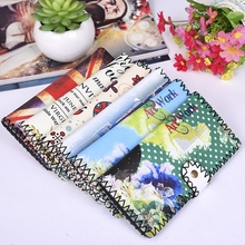 National Style Ladies Wallet Yunnan Lijiang Vintage Embroidered Wallet Handmade Threading Card Bag Purse noenname handmade fashion flower embroidery design purse high capacity women card coin wallet national style ladys bag