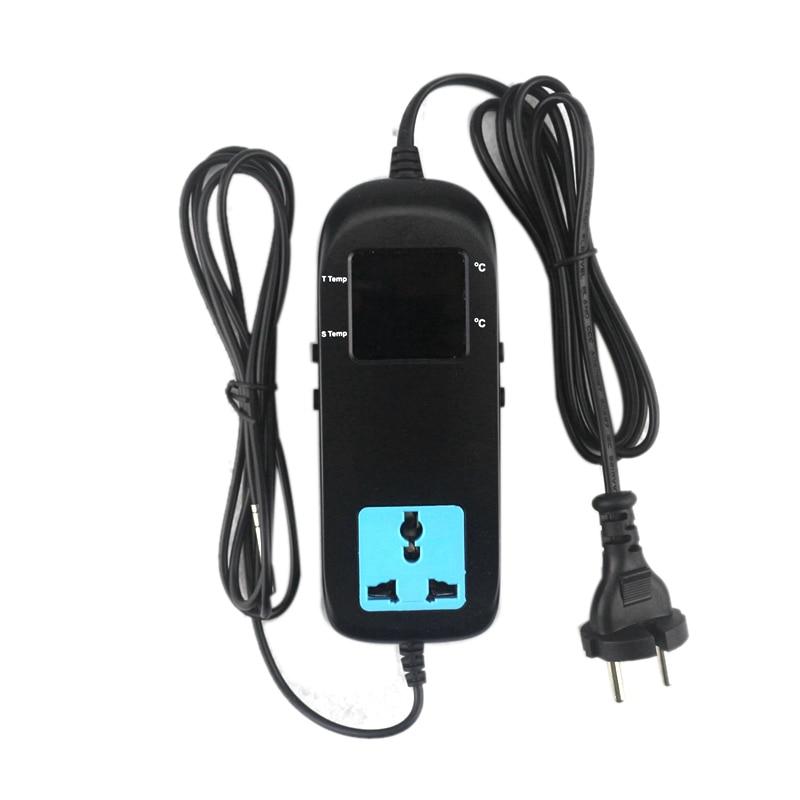 DTC-120 Digital Temperature Controller Aquarium Heat Thermostat Smart w// Socket