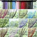 12 видов цветов 2*1 м занавеска для гостиной  оконная дверь  занавеска  нить  пряжа  полоса  кисточка  драпировка  разделитель для комнаты  домаш...