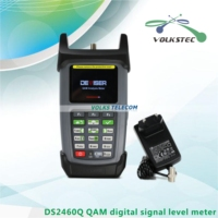 1.2GHz Frequency range Deviser digital QAM signal level meter 5 1052MHz