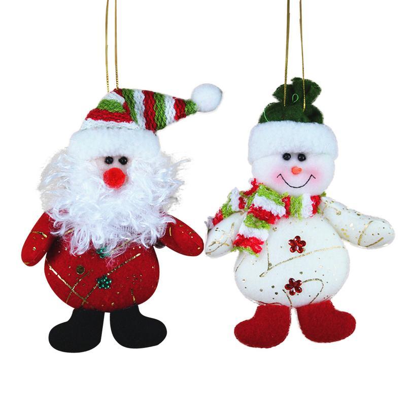 Old Man Christmas Gifts: Christmas Tree Decoration Ornaments Christmas Cloth Old