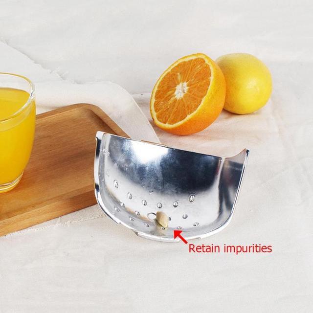 Citrus Fruits Squeezer Orange Lemon Juicer Hand manual juicer Kitchen Tools Orange queezer Juice Fruit Pressing