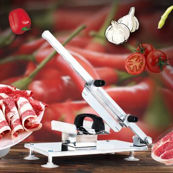 Frozen Beef Mutton Meat Slicer Food Cutting Tools Stainless Steel Home Manual Multifunctional Planer