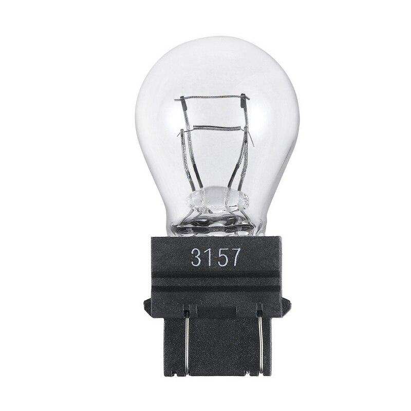 Для Jeep 2 шт. P27 7 Вт 3157 Янтарный задний тормоз резервный обратный светильник сигнальная лампа поворота лампа поддержка компас Grand Cherokee