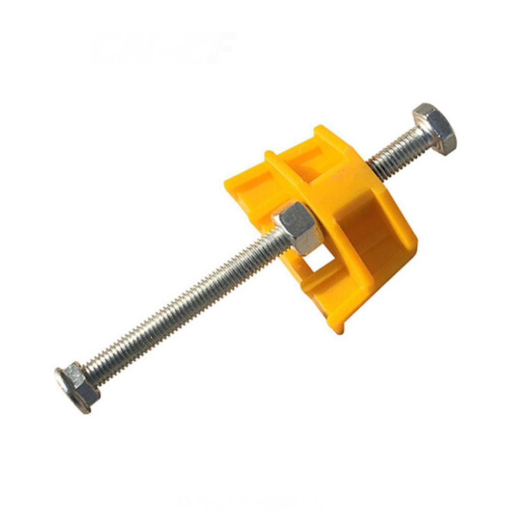 Regulator Ceramic Tile Top Position Adjustment Wall Tile Height Laminated Wall Leveling Tiling Elevating Screw Adjuster
