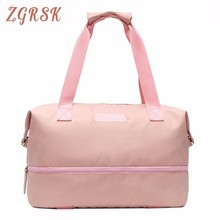 Nylon Tote Duffle Bags Fashion Designers Travelling Bags Big Weekend Travel Carry-on Bag Packing Cubes Bagsmart Travelling Bags