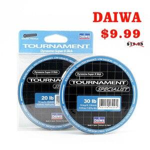 Image 1 - DAIWA 8 Braided Fishing Line   Length:150m/165yds, Diameter:0.1mm 0.4mm,size:13 88lb Japan PE braided line