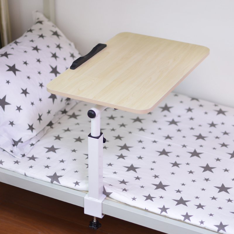 Купить с кэшбэком Para Bed Notebook Standing Office Dobravel Escritorio De Oficina Tafel Adjustable Laptop Stand Mesa Study Table Computer Desk