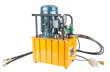 цена на DB300-D2 electric pump with double solenoid valve Hydraulic pump station 3kw 220v
